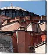 Hagia Sophia Angles 01 Canvas Print