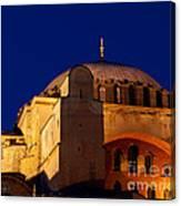 Hagia Sophia Evening Canvas Print