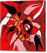 Haida Absract Canvas Print