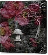 Hakone Memory Canvas Print