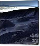 Haleakala Crater Hawaii Canvas Print