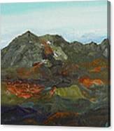 Haleakala  Canvas Print