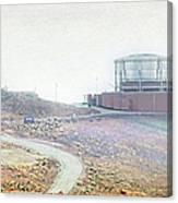 Haleakala Observatories Canvas Print