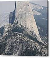Half Dome Glacier Point Canvas Print