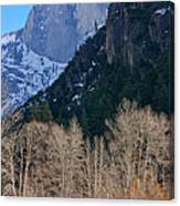 Half Dome - Yosemite Canvas Print