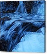 Half Frozen Canvas Print