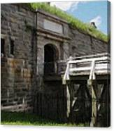 Halifax Citadel Canvas Print