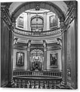 Hall In Michigan State Capital Canvas Print