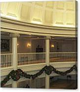 Hall Of Presidents Walt Disney World Panorama Canvas Print