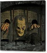 Halloween V Canvas Print