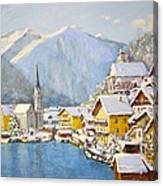 Hallstatt Austria Canvas Print