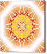 Halo Of Life Canvas Print