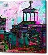 Hamilton Ohio City Art 16 Canvas Print