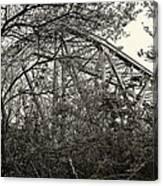 Hammond Bridge Canvas Print