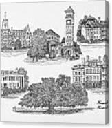 Hampton Institute Canvas Print