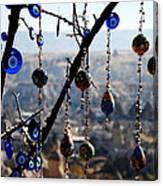 Handicrafts In Cappadocia Canvas Print