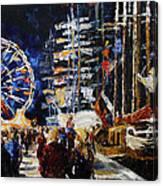 Hanse Sail Rostock Germany Canvas Print