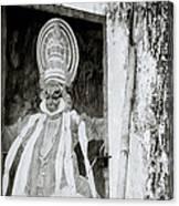 Hanuman Canvas Print