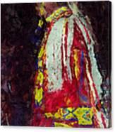 Hanvdadiasgo Canvas Print