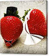 Happily Berry After Canvas Print