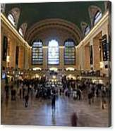 Happy 100th Birthday Grand Central Terminal Canvas Print