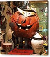 Halloween This Way Canvas Print