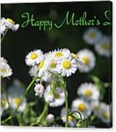 Happy Mother's Day 03 Canvas Print