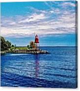 Harbor Light Canvas Print