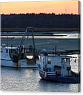 Harbor Nights Canvas Print