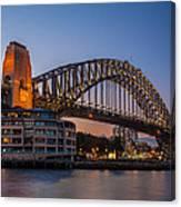 Harbour Bridge Canvas Print