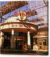 Hard Rock Cafe At Union Station Canvas Print
