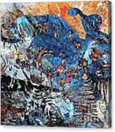 Hare 682 -marucii Canvas Print