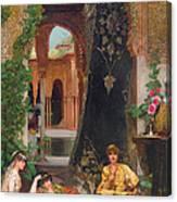 Harem Women Canvas Print