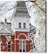 Hargis Hall Ll Canvas Print