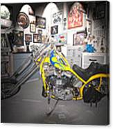 Harley Operating Room Canvas Print