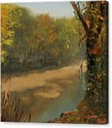 Harpeth At Carnton Canvas Print