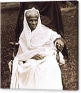 Harriet Tubman Portrait 1911  Canvas Print