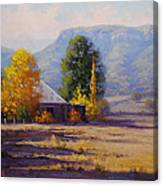 Hartley Autumn Canvas Print