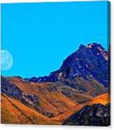 Harvest Moon 3 Canvas Print