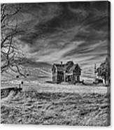 Harvest Time At Emerson Canvas Print