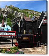 Hastings Miniature Railway  Canvas Print