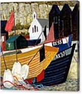 Hastings Remembered Canvas Print