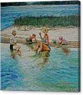 Hatchet Point Canvas Print