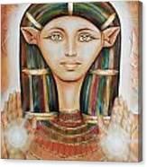 Hathor Rendition Canvas Print
