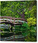 Hatley Bridge Canvas Print