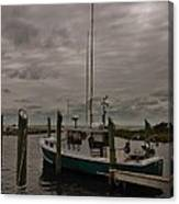 Hatteras Stormy Day 6/5 Canvas Print