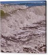 Hatteras Wave 1 7/21 Canvas Print