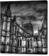 Haunted Britain 4 Canvas Print