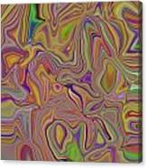 Haunted Merkins Llc Canvas Print