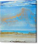 Hauxley Haven Rhythms And Blues  Canvas Print